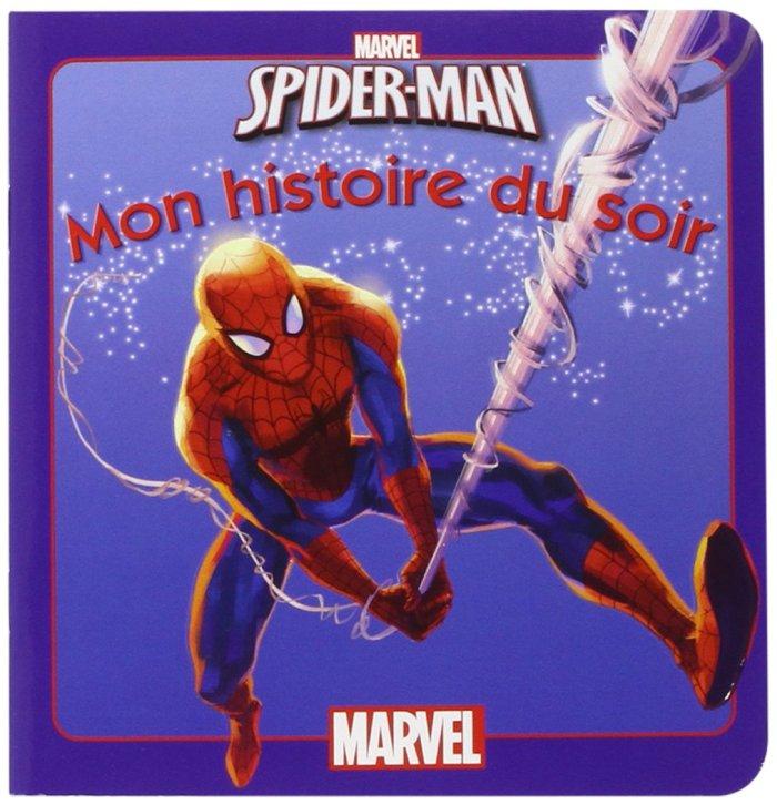 Spiderman_Mon histoire du soir